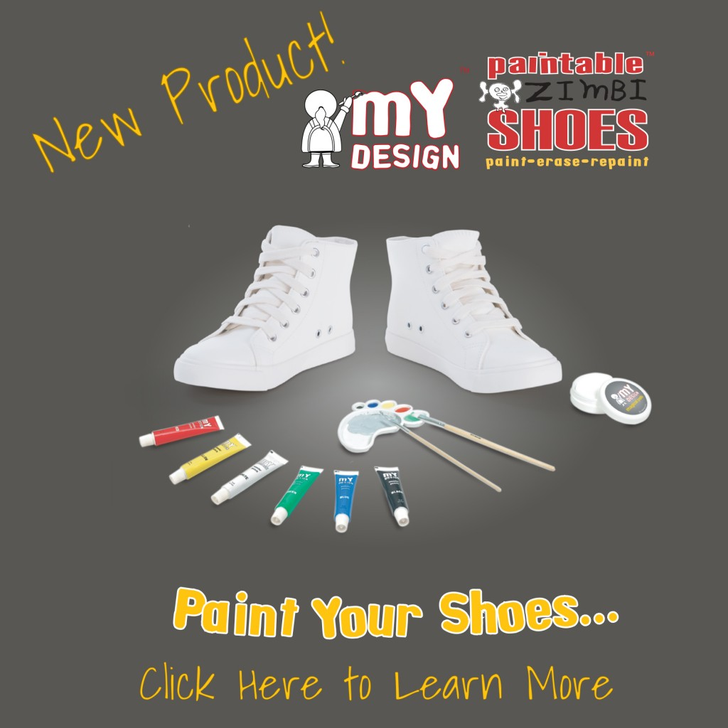 paint your shoe kit