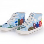 paintable shoes